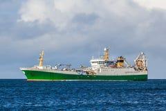 Пелагическое рыболовецкое судно Стоковая Фотография