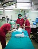 Педиатрическое подготовительное мероприятие деятельности Стоковое Изображение