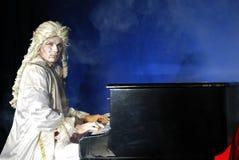 пианист Стоковые Фото