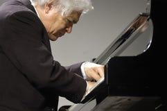 пианист Стоковые Изображения RF