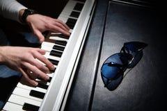 пианист Стоковое фото RF