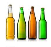 Пивные бутылки Стоковое фото RF