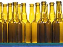 Пивные бутылки Стоковое Фото