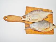 Пиво, высушенная рыба Стоковая Фотография RF
