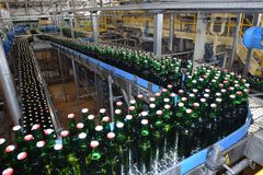 Пиво Индонезия Стоковые Фото