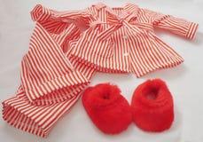 пижамы Стоковое Фото
