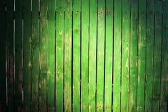 пикетчик загородки grungy Стоковое Изображение RF