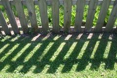 Пикетчик fence-2 Стоковая Фотография RF