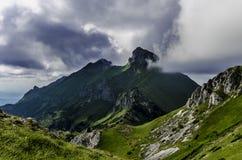 Пики высокого Tatras Стоковые Изображения