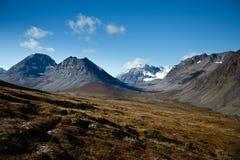 пики горы Стоковое Фото