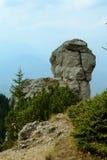 пики гор горы caucasus dombay Стоковое фото RF