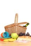 пикник корзины Стоковая Фотография RF