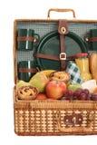 пикник корзины Стоковое Изображение RF