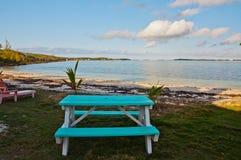 Пикник пляжа Стоковая Фотография