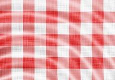 пикник ткани Стоковые Изображения