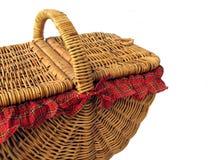 пикник 2 корзин Стоковая Фотография RF