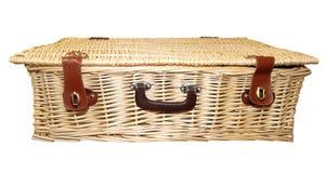 пикник hamper тросточки Стоковая Фотография