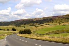 Пиковый национальный парк района в Дербишире стоковое фото rf