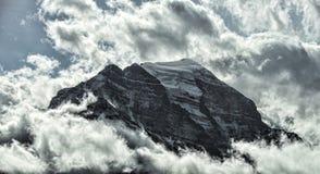 10 пиков Banff Стоковые Фото