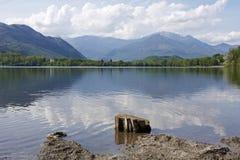 пиколло lagho Италии avigliana Стоковое Изображение RF