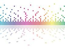 пикселы Стоковое Изображение RF