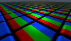 пикселы Стоковые Фотографии RF