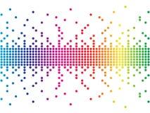 пикселы Стоковое фото RF
