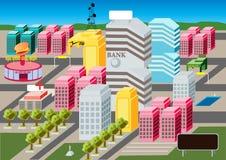 пиксел корпорации Стоковая Фотография RF