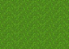 пиксел предпосылки зеленый Стоковое Изображение