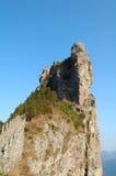 пик горы Стоковые Изображения RF