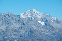 Пик горы Chugush Стоковое фото RF