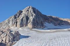 Пик горы Fisht около Сочи Стоковое Фото