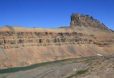 пик доломита Стоковая Фотография RF
