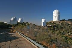 пик обсерватории kitt Стоковые Фото