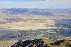 Пик Сан Jacinto, Palm Springs Стоковое Фото