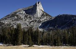 Пик собора, национальный парк Yosemite Стоковое Изображение