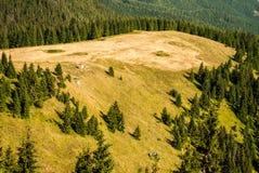 Пик холма Стоковые Фото