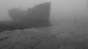 Пик Buzlugea Стоковая Фотография RF