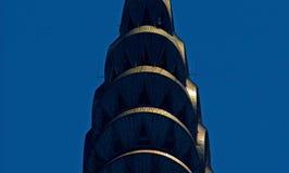Пик Chrysler Corporation Стоковое фото RF