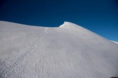 Пик Karly-Tau стоковое изображение