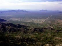 Пик Kitt в Аризоне Стоковое фото RF