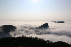 Пик Tianmen Стоковая Фотография RF