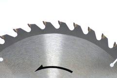 пила диска стоковая фотография rf