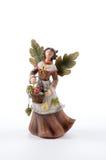 пилигрим ангела Стоковое Изображение