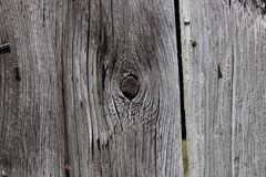 Пиломатериал амбара, древесина, огорченный, деревянный узел, снаружи стоковое изображение