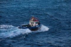 Пилот в Curacao Стоковые Фото