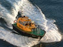 пилот гавани пробочки Стоковое фото RF