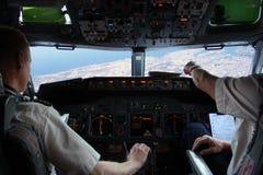 пилот Стоковая Фотография