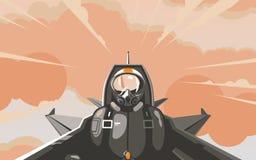 Пилот 2 Стоковое Фото