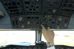 пилот 3 Стоковые Изображения